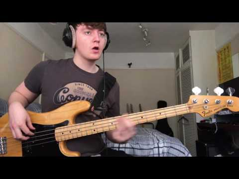 Run - Foo Fighters (Bass Cover)