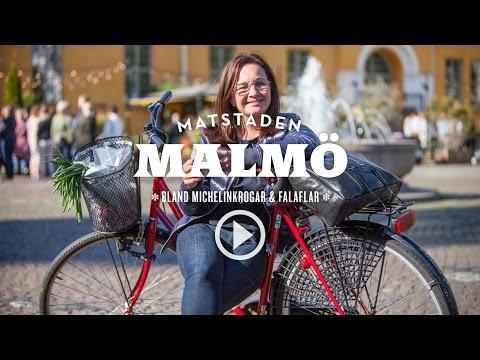 Matstaden Malmö – Bland Michelinkrogar & Falaflar