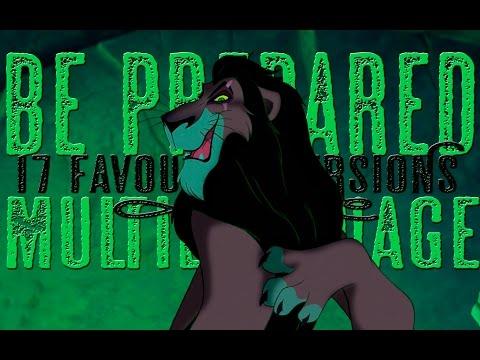 lion king be prepared multilanguage doovi