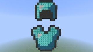 как построить алмазный нагрудник и шлем в minecraft(Мои партнёры - https://youpartnerwsp.com/join?1273 подписывайтесь и ставьте лайки заходите на блог - http://andrik740interesnoe.blogspot.com/..., 2012-11-15T15:32:37.000Z)