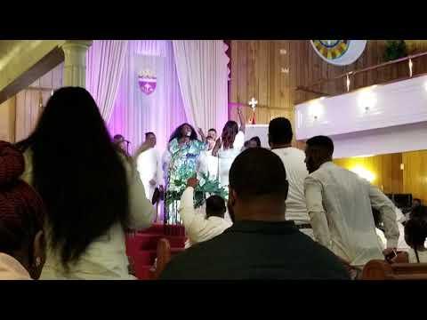 Total Praise- April Hall
