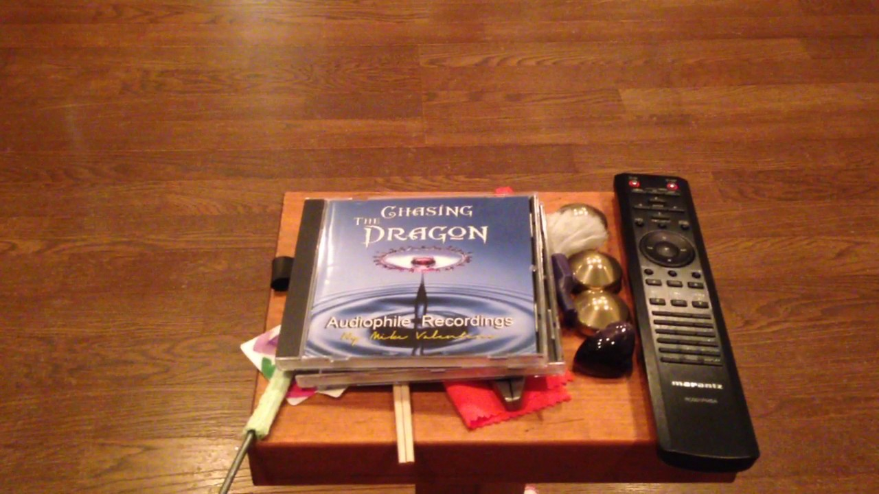 Chasing the Dragon: Audiophile Recordings