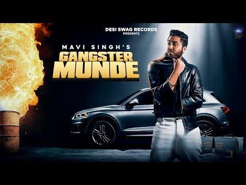 Gangster Munde | Mavi Singh | Desi Swag Records | Latest Punjabi Song 2020