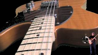 George Souls: Blues-Rock-Heavy metal-Impressions with Fender Telecaster guitar style of Chuck Berry