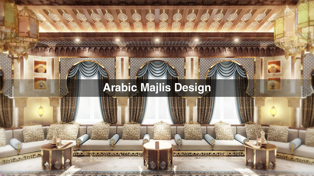 Home Decor Interior Design Best Majlis Design In Uae Youtube