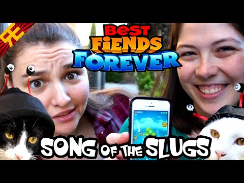 Best Fiends Forever: Song of the Slugs [By Random Encounters]