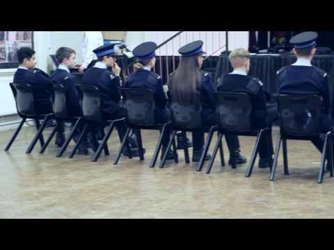Hertsmere Volunteer Police Cadets Documentary - 2017