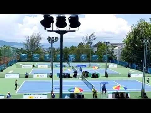 PON XX Papua: Hasil Semifinal Cabor Tenis Nomor Beregu