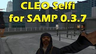 [CLEO] Делаем Selfi в SAMP`е