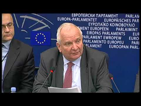 EPP Group Chairman Joseph Daul on the situation in Italy
