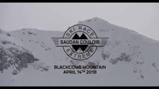 Race Recap: Saudan Couloir Ski Race Extreme 2018 in Whistler