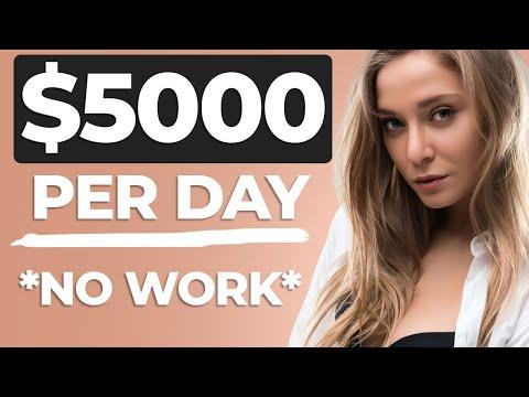 Earn $20,000 Doing Nothing Copy & Paste YouTube Videos (Make Money Online 2021)