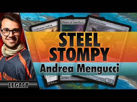 Steel Stompy - Legacy | Channel Mengucci