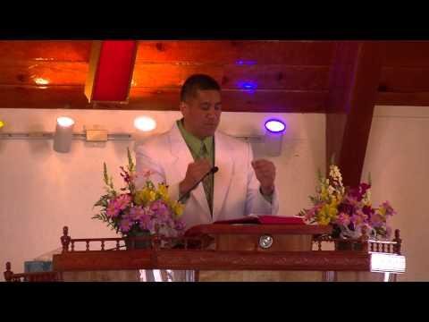 (Lauga) Rev Iese Iakopo in Daly City Ca, 4-13-14