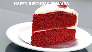 Samaira   Cakes Pasteles - Happy Birthday