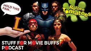 Justice League Movie Review — Stuff For Movie Buffs Podcast