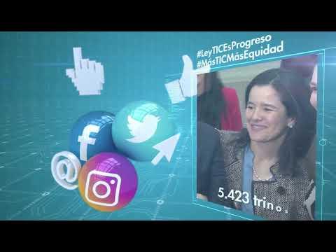 Conoce cómo se movieron las redes sociales del Ministerio durante la semana I N10 C48
