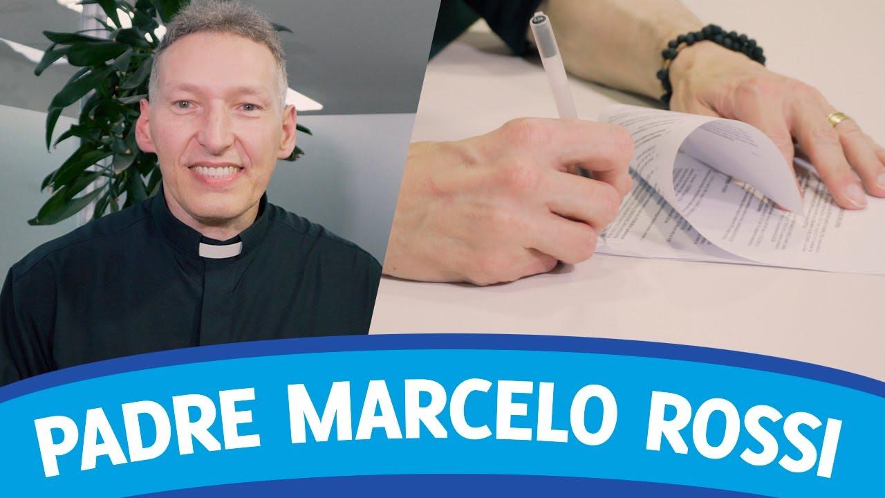 Padre Marcelo Rossi - Batismo de fogo
