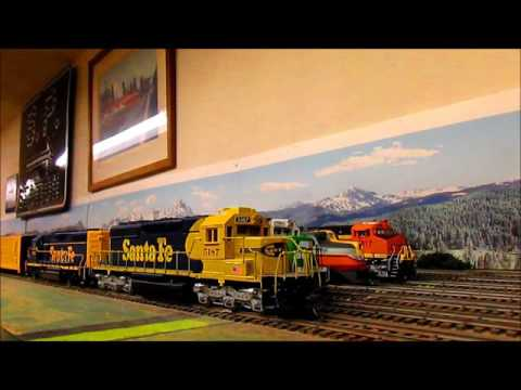 6/29/16 A Visit to the Highland Pacific Model RailRoad Club