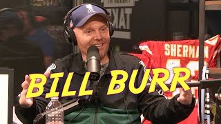 Full Interview With Comędian Bill Burr
