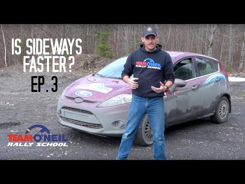 Is Sideways Faster? Ep3: FWD Gravel