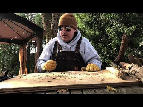 SCHRADE FRONTIER SCHF52 Knife Review
