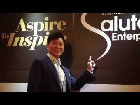 BUSINESS TIMES SALUTES ENTERPRISE | BUSINESS TIMES . 卓越企業家