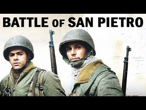 Battle of San Pietro | World War 2 Documentary | 1945