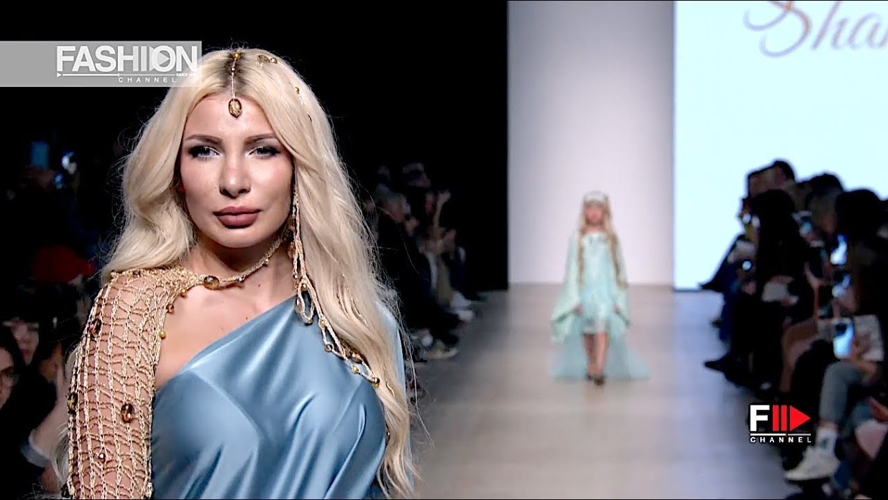 Vs Fashion Show 2020 Time.Said Shah Spring Summer 2020 Mbfw Moscow Fashion Channel