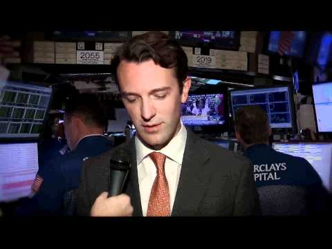 18 July 2011 ETF Securities rings the NYSE Opening Bell