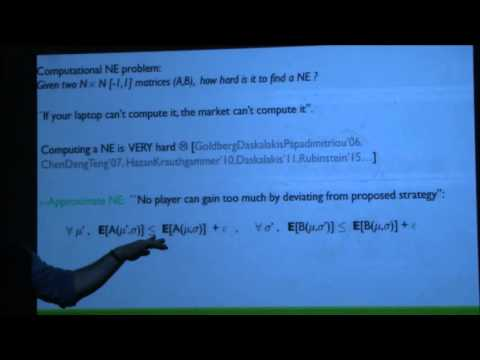 The deterministic communication complexity of approximate fixed point - Weinstein
