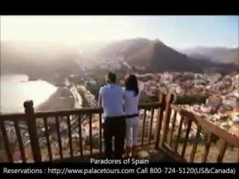 Paradores of Spain reservations