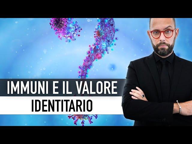 Immuni e il valore Identitario