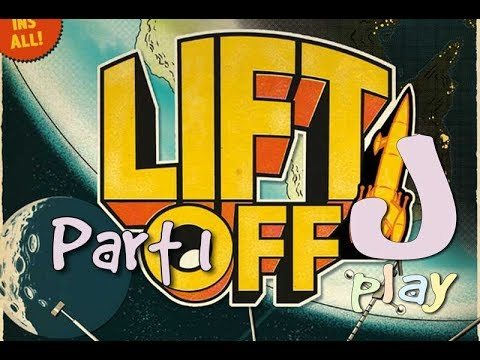 JPlay Plays Lift Off - Part 1