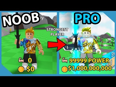 I Got The Best Light Saber In Roblox Saber Simulator And Become Overpowered!!