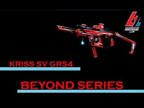 Point Blank Kriss SV GRS4 BEYOND SERIES