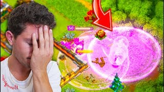 THE BIGGEST FAIL YOU CAN MAKE (Clash of Clans)