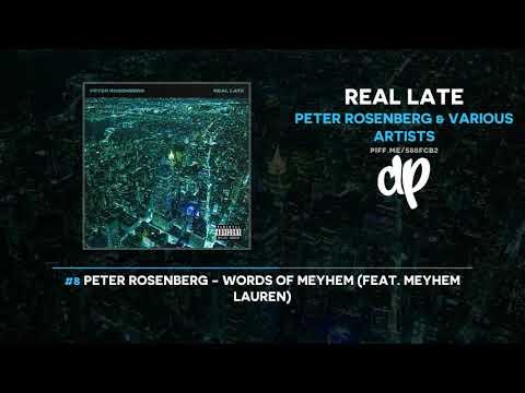 Download Peter Rosenberg - Real Late (FULL MIXTAPE)