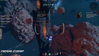 Star Conflict Nova Воскресная Тарга 12,02,2017 2из3 1 ничья