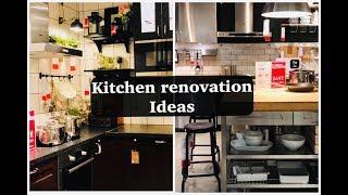 EXTREME KITCHEN RENOVATION IDEAS    IKEA Kitchen    KITCHEN TOUR & ORGANIZATION    Living In Kuwait