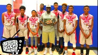 #1 6th Grade Team In The Country? Houston Blue Chips | Hype Summer Jam