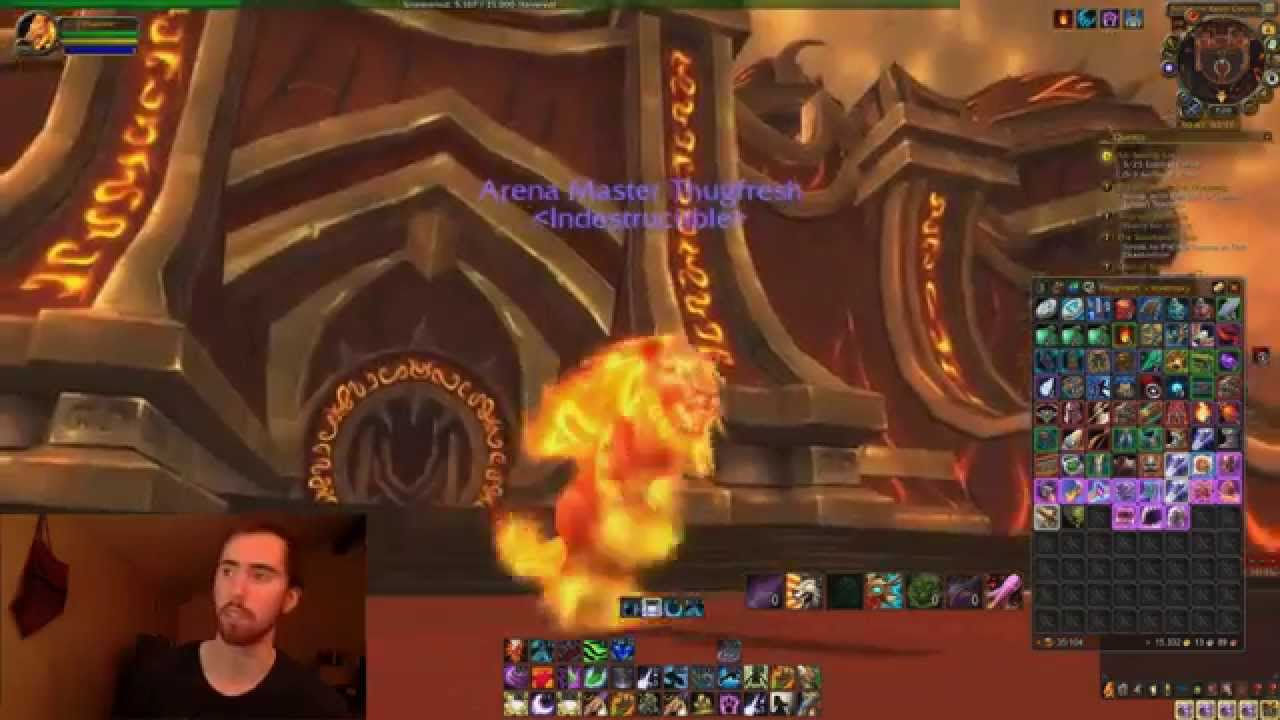 How to get Permanant Fire Cat Form For Druids (Fandral's Seed ...