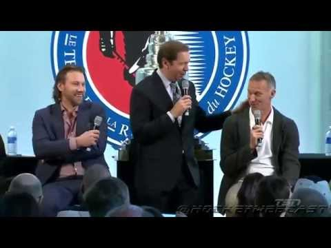 Hockey Hall  - Fame game HHOF Inductee Fan Forum