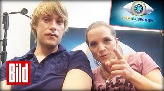 Promi Big Brother : Judith Hildebrandt ist raus ( putzen / Interview / Hubert Kah )