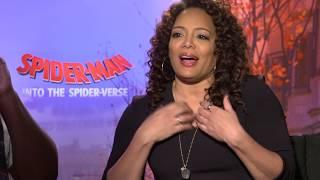 Brian Tyree Henry & Luna Lauren Velez   Spider-Man Interview
