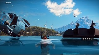 Just Cause 3: Boat Quest