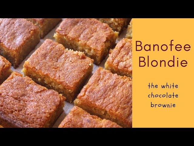 Banoffee Blondie