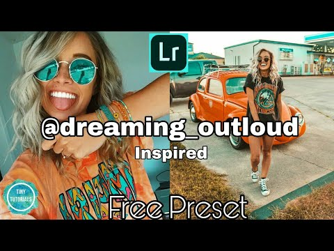 How to Edit Like @dreaming_outloud l Hailey Marie Instagram Inspired