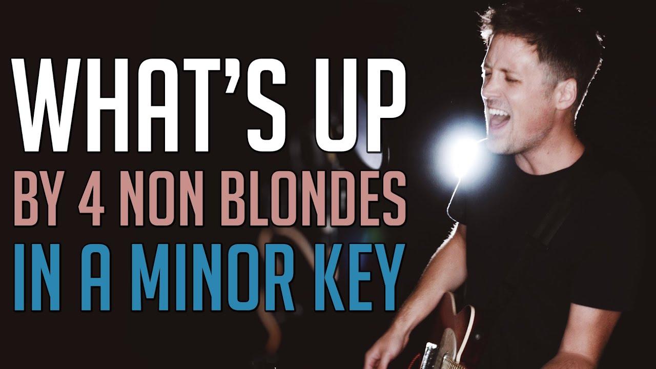 Chord Guitar 4 Non Blondes