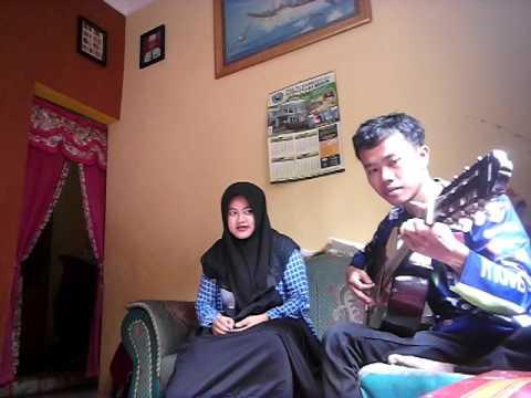 Kangen band - bintang 14 hari (cover by khalimah tusadiyah feat feri )